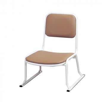 整理整頓が簡単で場所を取らないスチールパイプ椅子 格安 日本製 仏具 保障 本堂用お詣り椅子 スチールパイプ 他の商品と同梱不可 北海道 離島別途送料 SH-2600600-2600 沖縄