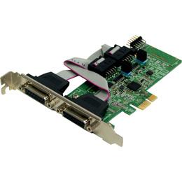 <欠品中 未定>☆ラトックシステム RS-422A/485・デジタルI/O PCI Expressボード REX-PE70D