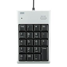 沖縄 離島別途送料 セール メーカー欠品完売時はご容赦下さい ☆サンワサプライ 驚きの値段で USBテンキー NT-16UPKN