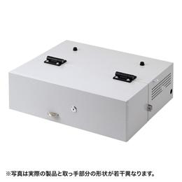 ☆サンワサプライ ノートパソコンセキュリティ収納BOX SL-70BOX