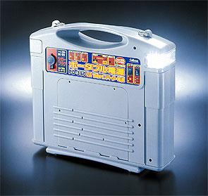 セルスター工業 電源 PD-350 ポータブルマルチ電源