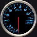 Defi デフィ ADVANCE アドバンス BF タコメーター 80φ 9000RPM BL DF10903 【NF店】