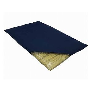◇アクションジャパン ベッド用アクションパッド ミドル /#6600 カバー付(紺色)※他の商品と同梱不可
