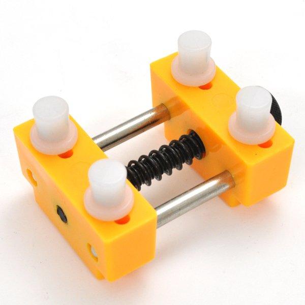 ◇腕時計用工具 プラスチック製本体保持器 ケースホルダー※他の商品と同梱不可