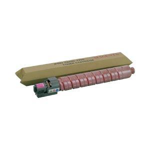 ◇リコー(RICOH) トナーカートリッジ 汎用 マゼンタ 型番:C820 印字枚数:15000枚 単位:1個※他の商品と同梱不可