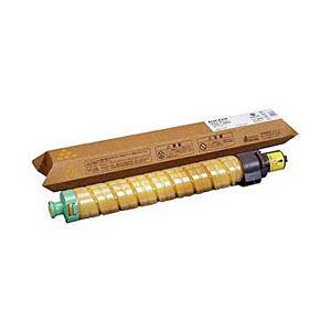 ◇【純正品】 リコー(RICOH) トナーカートリッジ イエロー 型番:C820 印字枚数:15000枚 単位:1個※他の商品と同梱不可