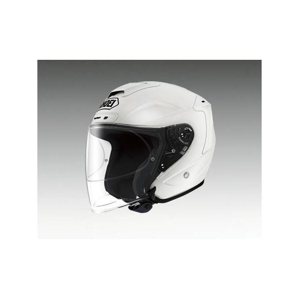 ◇ショウエイ(SHOEI) ヘルメット J-FORCE4 ルミナスホワイト L※他の商品と同梱不可