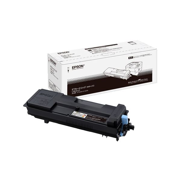 ◇エプソン(EPSON) LP-S4250/S3550用 トナーカートリッジ(15200ページ対応) LPB3T27※他の商品と同梱不可