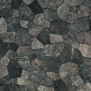 ◇東リ クッションフロアP 鉄平石 色 CF4154 サイズ 182cm巾×7m 【日本製】※他の商品と同梱不可