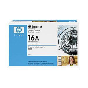 ◇【純正品】 HP トナーカートリッジ 型番:Q7516A 印字枚数:12000枚 単位:1個※他の商品と同梱不可