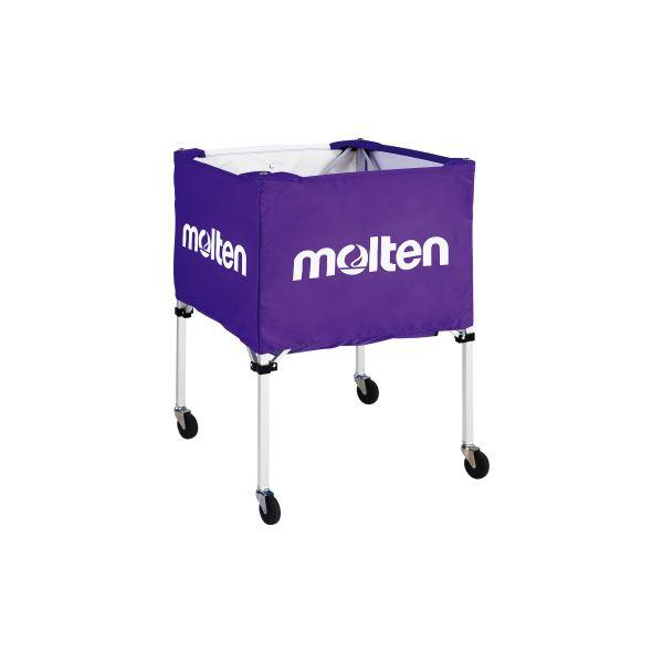 ◇molten(モルテン) エキップメント ボールカゴ 屋外用 BK20HOTP※他の商品と同梱不可