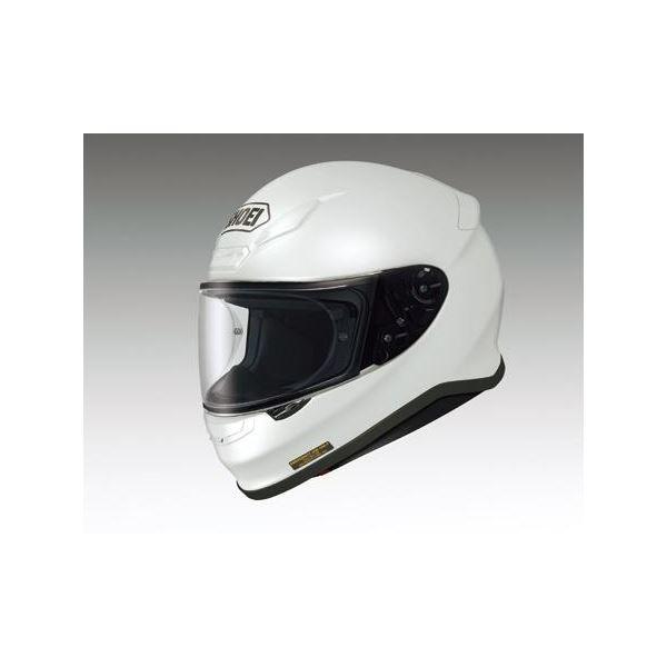 ◇ショウエイ(SHOEI) フルフェイスヘルメット Z-7 ルミナスホワイト M※他の商品と同梱不可