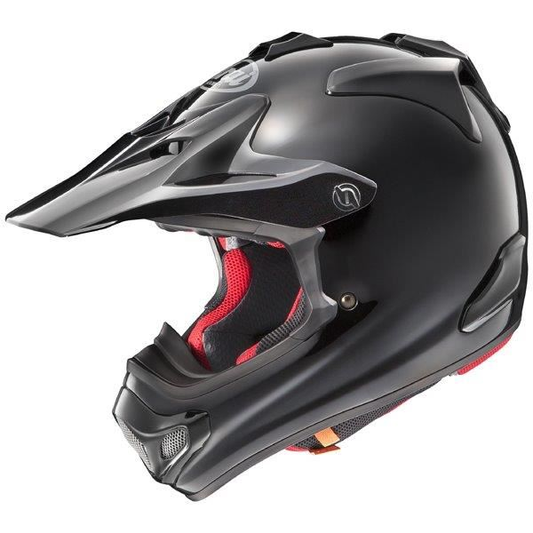 ◇アライ(ARAI) オフロードヘルメット V-CROSS4 ブラック 57-58cm M※他の商品と同梱不可