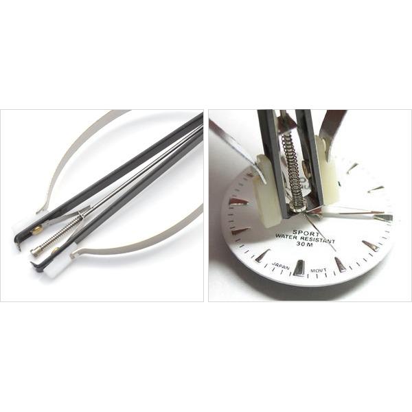 ◇時計用工具 腕時計の針抜き専用 バネ式剣抜き※他の商品と同梱不可