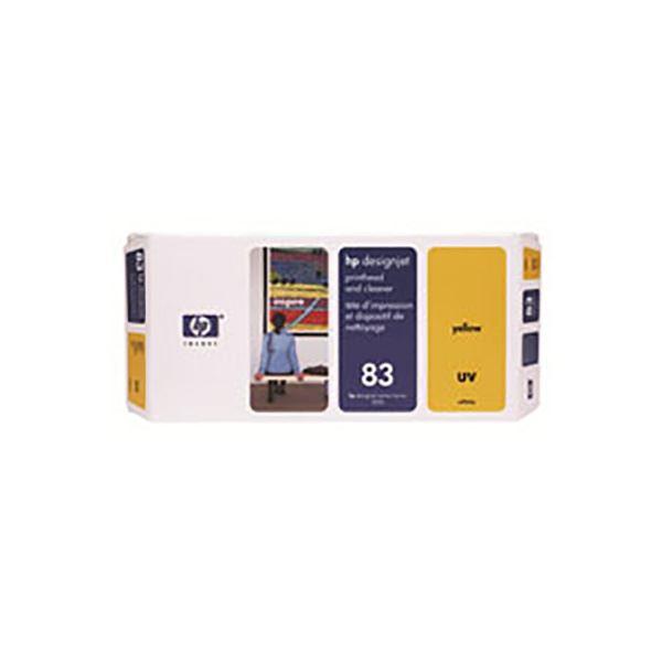 ◇(業務用3セット) 【純正品】 HP UVヘッド・クリーナー/プリンター用品 【C4963A 83 Y イエロー】※他の商品と同梱不可