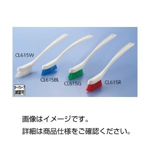 ◇(まとめ)HGスリムブラシ 柄付CL615BL(青)【×10セット】※他の商品と同梱不可