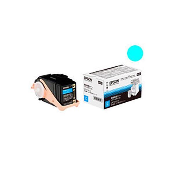 ◇【純正品】 EPSON エプソン トナーカートリッジ 【LPC3T31CV M シアン 】 環境推進トナー※他の商品と同梱不可