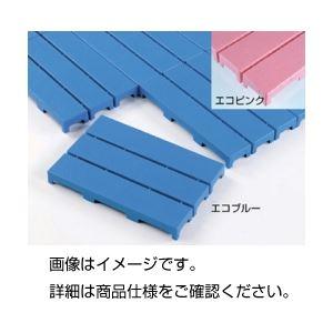 ◇(まとめ)ブロックスノコ エコピンク(4枚組)【×3セット】※他の商品と同梱不可