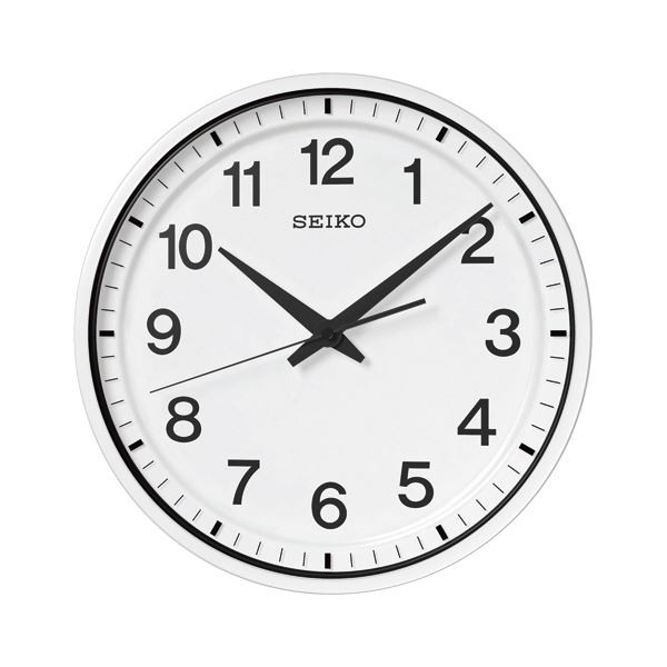 ◇セイコークロック 衛星電波掛時計 GP214W※他の商品と同梱不可