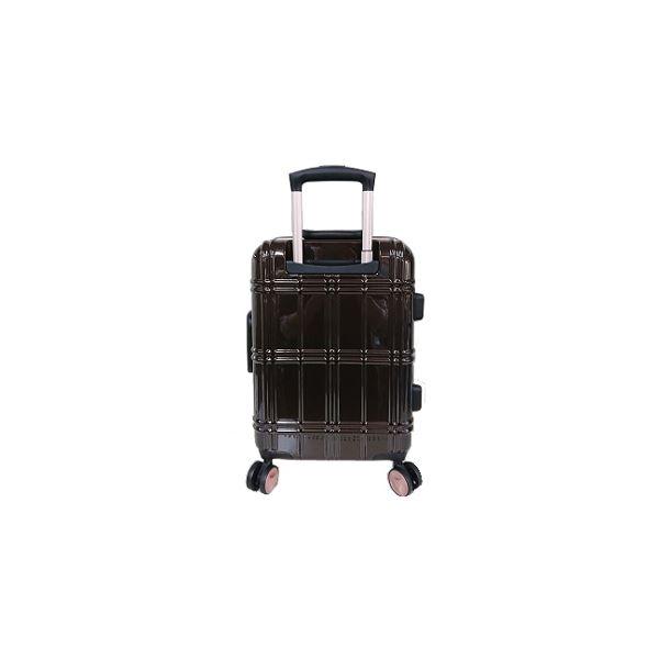 ◇ウイングスカンパニー AIR GATEWAYフレームハードキャリー モカ※他の商品と同梱不可
