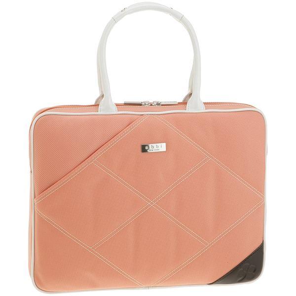◇abbi PCバッグ Erin(エリン)スリム・キャリア Pink※他の商品と同梱不可