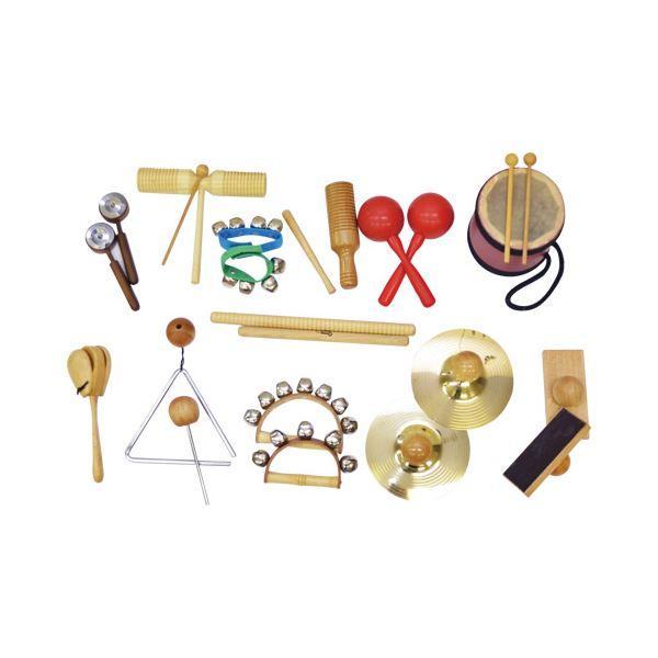◇DLM リズム楽器セット W6079※他の商品と同梱不可