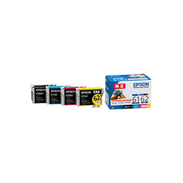 ◇(業務用3セット) 【純正品】 EPSON エプソン インクカートリッジ 【IC4CL6162 4色パック】※他の商品と同梱不可