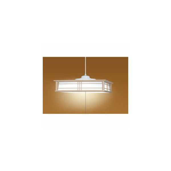 ◇NEC LED和風ペンダントライト(~12畳) 昼光色 HCDD1250※他の商品と同梱不可