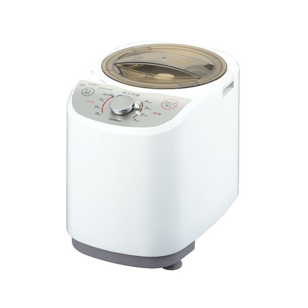 ◇ツインバード コンパクト精米器 精米御膳 MR-E520W※他の商品と同梱不可