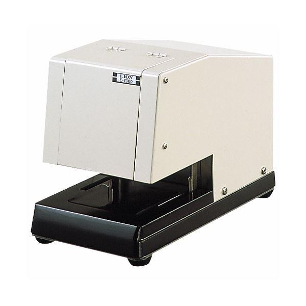 ◇ライオン事務器 電動ナンバリングE-7000 1台※他の商品と同梱不可
