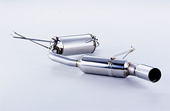 FUJITSUBO フジツボ マフラー POWER Getter セリカ ZZT231 160-23075 【NFR店】