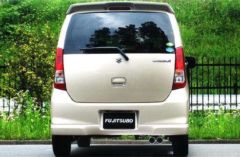 FUJITSUBO フジツボ マフラー Legalis K タイプ・ ワゴンR MH23S FTリミテッド 2WD 450-80284 【NFR店】