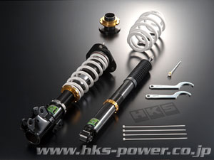 HKS ハイパーマックス S-Style L トヨタ ヴォクシー ZRR70W, ZRR70G 3ZR-FAE,3ZR-FE 07/06- 80130-AT104 【NFR店】