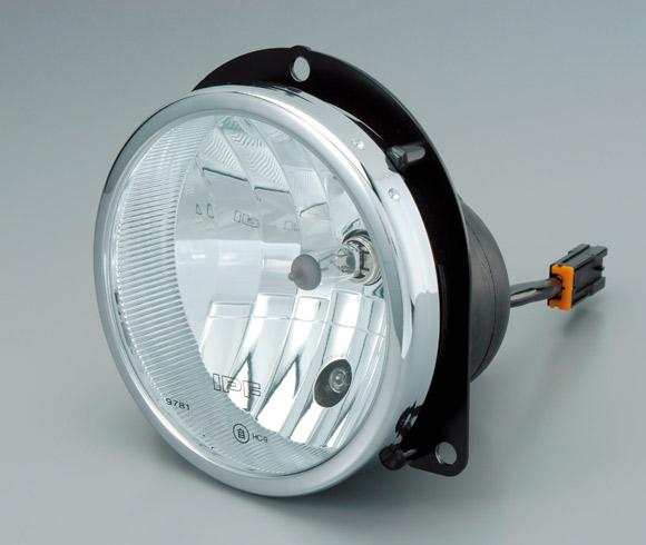 IPF ハロゲンヘッドランプ LOW BEAM ヘッドランプシリーズ カスタム素材 HL-11 【NFR店】