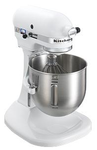 【KK/代引不可>】 F.M.I KitchenAid キッチンエイド スタンドミキサー KSM5WH