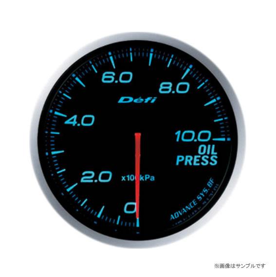 Defi デフィ ADVANCE BF 油圧計 ブルー DF10203 【NFR店】