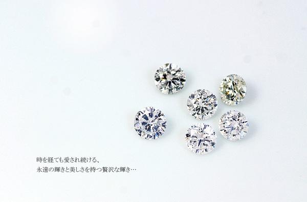 プラチナPt1.2ctダイヤモンドステーションネックレス※他の商品と同梱