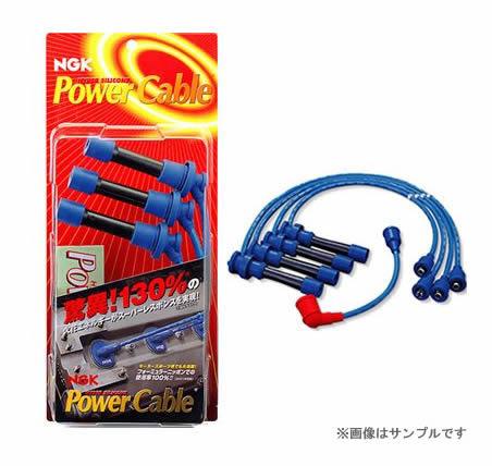 ■NGK 34T * パワーケーブル * トヨタ クレスタ 2000cc GX90 1G-FE 平成4年11月~8年9月 【NFR店】