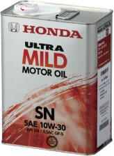 ホンダ オイル ウルトラ MILD SN 20L 10W30 1缶