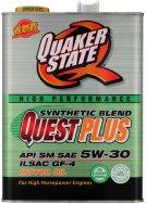QuakerState クエーカーステート クエストPLUS 5W30 4L 6缶