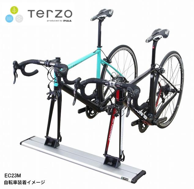 PIAA TERZO 車内サイクルキャリア 2台積載 EC23M 【NFR店】