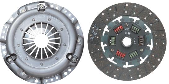 RG(レーシングギア) クラッチカバー+スーパーディスクセット RC-022802 【NFR店】