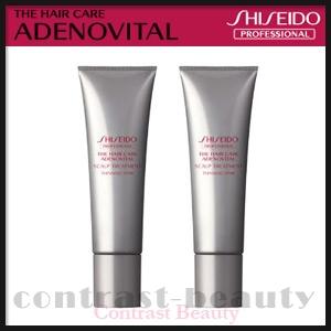 Shiseido Shiseido professional アデノバイタル scalp treatment 130 g × 2