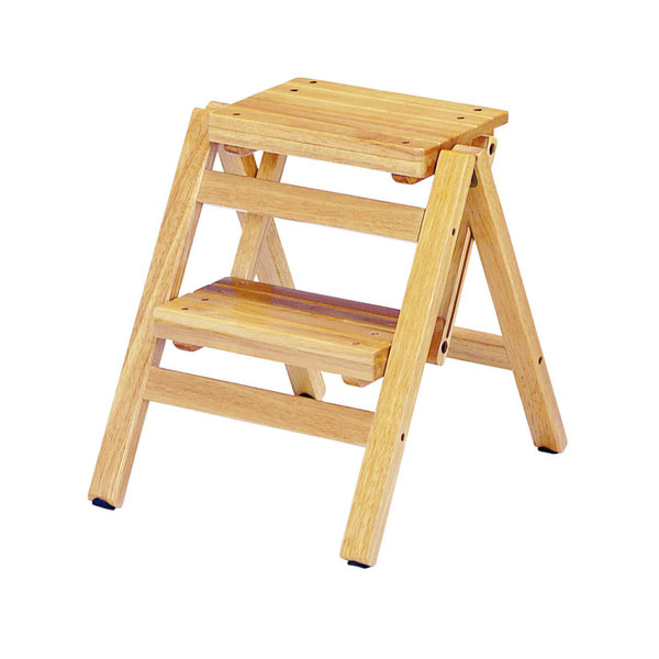 It Is Folding Step Chair Ladder Wooden