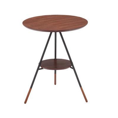 【期間限定10%OFF&更にクーポン】サイドテーブル【径40】/おしゃれ デスク ベッド サイドテーブルおしゃれ テーブルおしゃれ サイドテーブルデスク サイドテーブルデスク用 ベッドサイドテーブル ベッドサイドテーブルおしゃれ