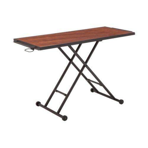 【期間限定クーポン配布中】リフティングテーブル/リビングテーブル リビング リフティングテーブル カフェテーブル スタイシッリュ モダン カフェ風 すっきり 大人な おしゃれ 高さ調節可