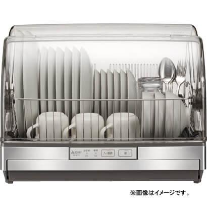 三菱電機 MITSUBISHI ELECTRIC 食器乾燥機 ステンレスボディタイプ TK-ST11 TKST11家電 キッチン 乾燥機 ステンレスグレー