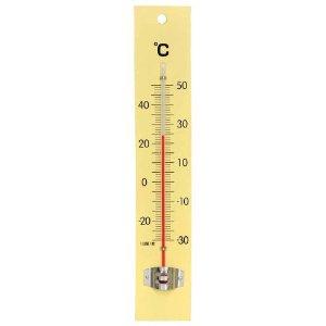 エンペックス ☆寒暖計(木製) TG-6651