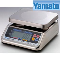 防水 デジタル 上皿 はかり 検定品 15kg UDS-1V2-WP HACCP向け 大和製衡 YAMATO