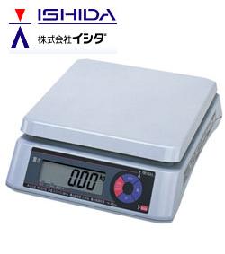イシダ デジタル上皿はかり 検定品 15kg S-BOX【送料無料(沖縄県除く)】